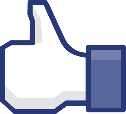 Pics For > Like Facebook Thumbs Up Transparent  Facebook Thumbs Up Transparent Background